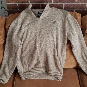 Beige Chaps Ralph Lauren sweater
